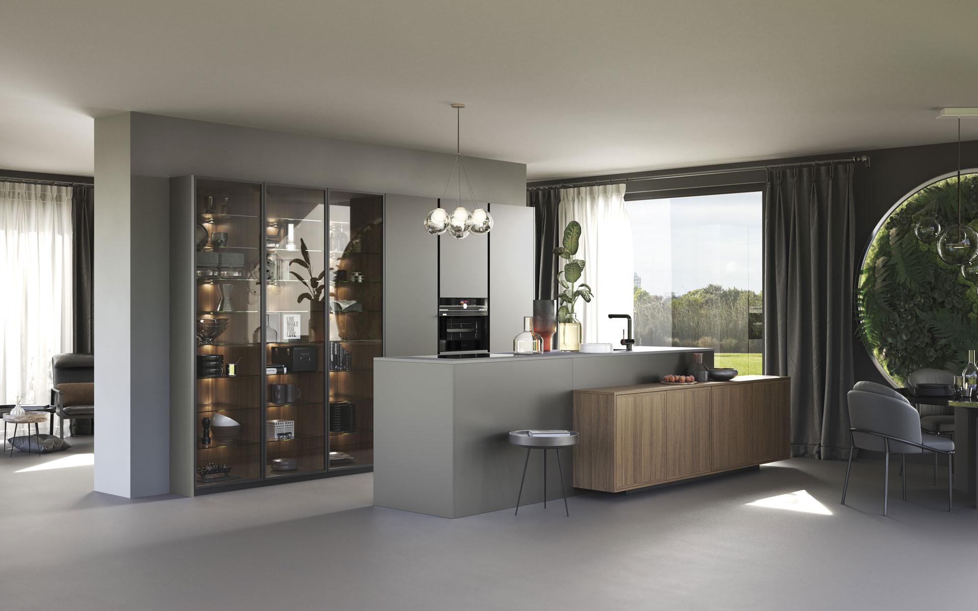 k chendesign fontaine k che auf den punkt gebracht neuheiten. Black Bedroom Furniture Sets. Home Design Ideas