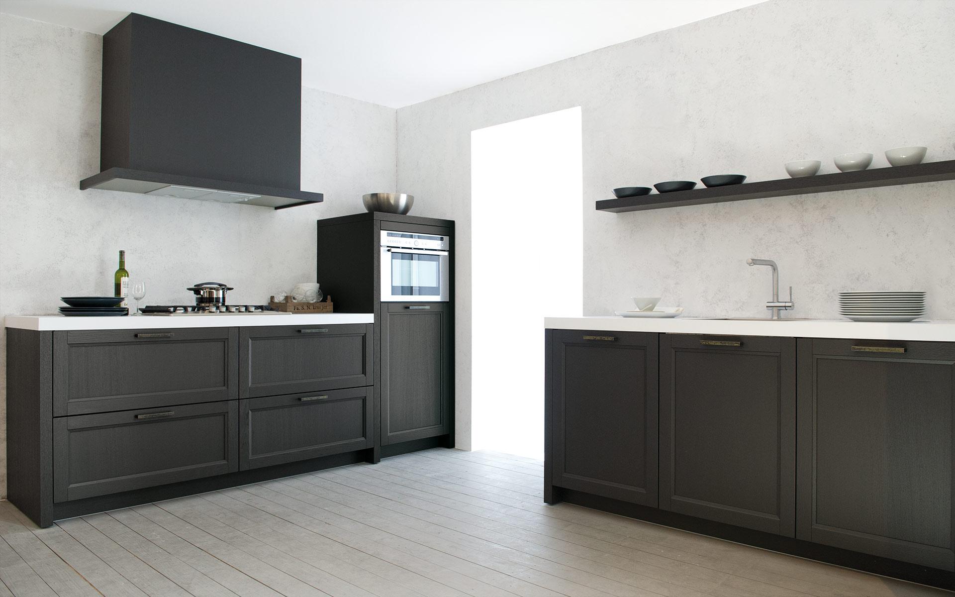Einfach Dunkle Kuche ~ Küchenprogramm rotpunkt küchen